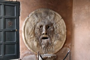 The Mouth of Truth in Rome