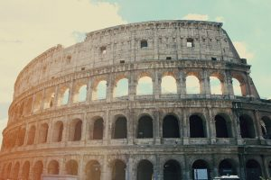 facts about rome colosseum